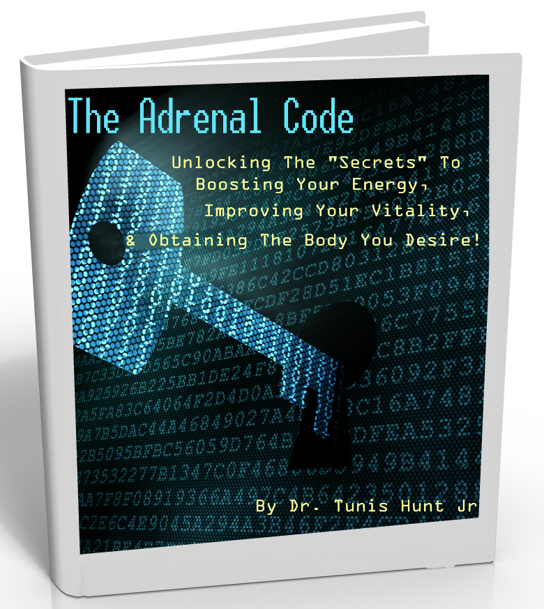 the adrenal code book cover